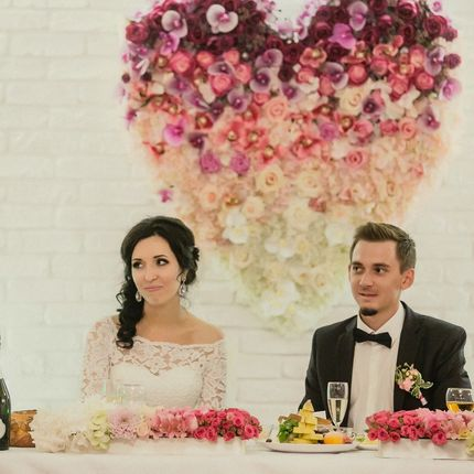 Комплексное оформление свадьбы