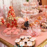 Свадьба в Астрахани.  Кенди - бар. Свадебный торт, попсы, печенье. Украшение свадьбы.  #свадьбавастрахани #букетневесты #decor #wedding #weddingdecor #жених #невеста #свадьба #сладкийстол