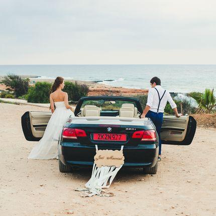 Фотосъёмка свадьбы на Кипре