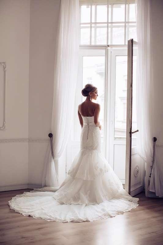 Свадебное платье Селин - фото 3068791 Свадебный салон Весна