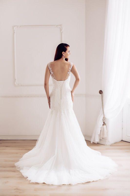 Свадебное платье Вирджиния - фото 3068819 Свадебный салон Весна