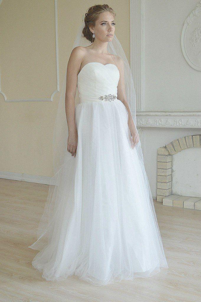Свадебное платье Диана - фото 3069303 Свадебный салон Весна