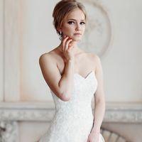 Свадебное платье Габриэль