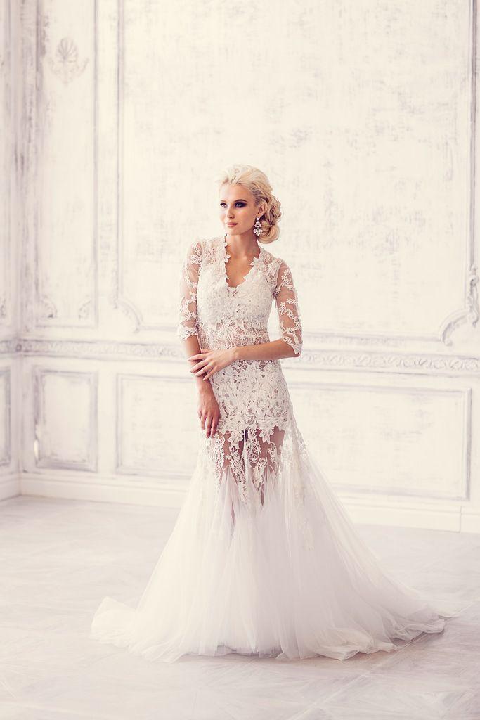Свадебное платье Марсилья - фото 3069847 Свадебный салон Весна