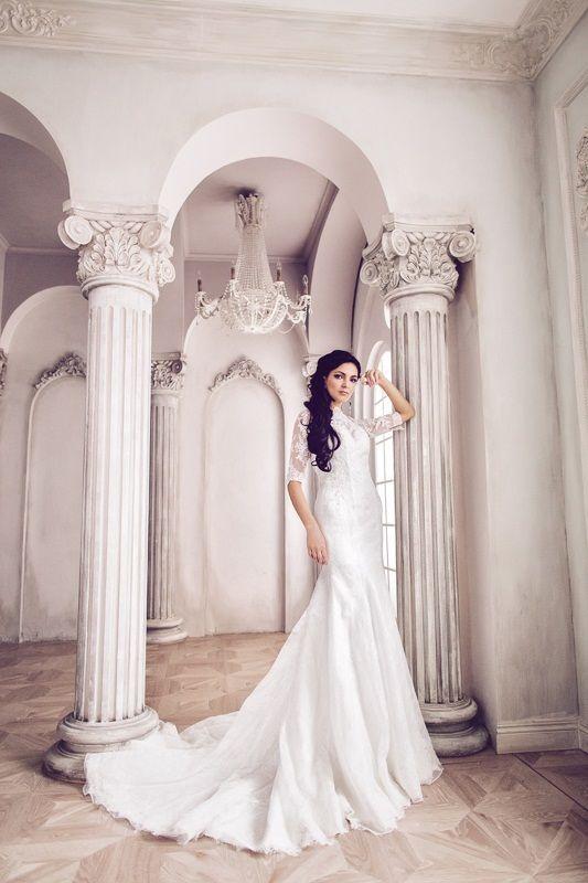 Свадебное платье Алексия - фото 5055509 Свадебный салон Весна