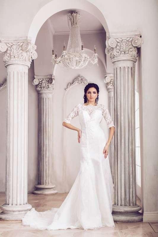 Свадебное платье Алексия - фото 5055517 Свадебный салон Весна