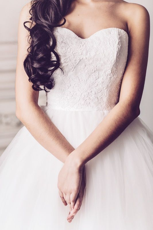 Свадебное платье Мэредит - фото 5055613 Свадебный салон Весна