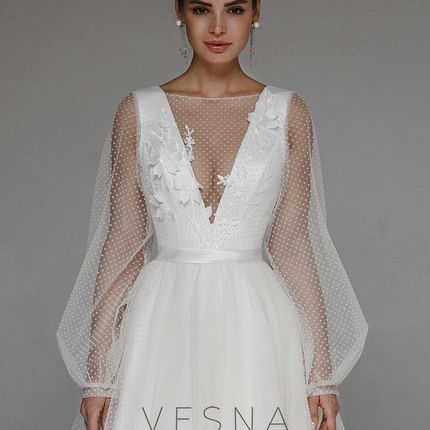 Платье Флорентина Вайт Миди