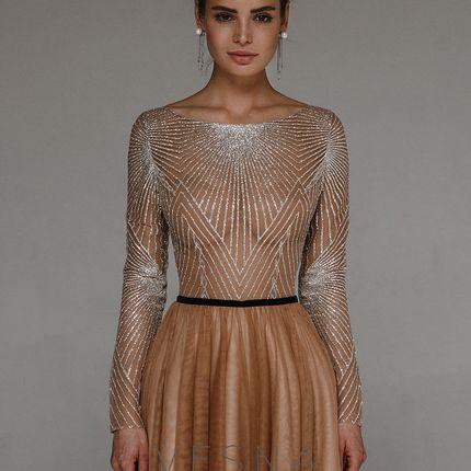 Платье Аврора Браун