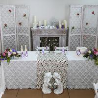 """Свадьба в стиле """"Прованс"""" Сергея и Марины 9 августа 2014"""