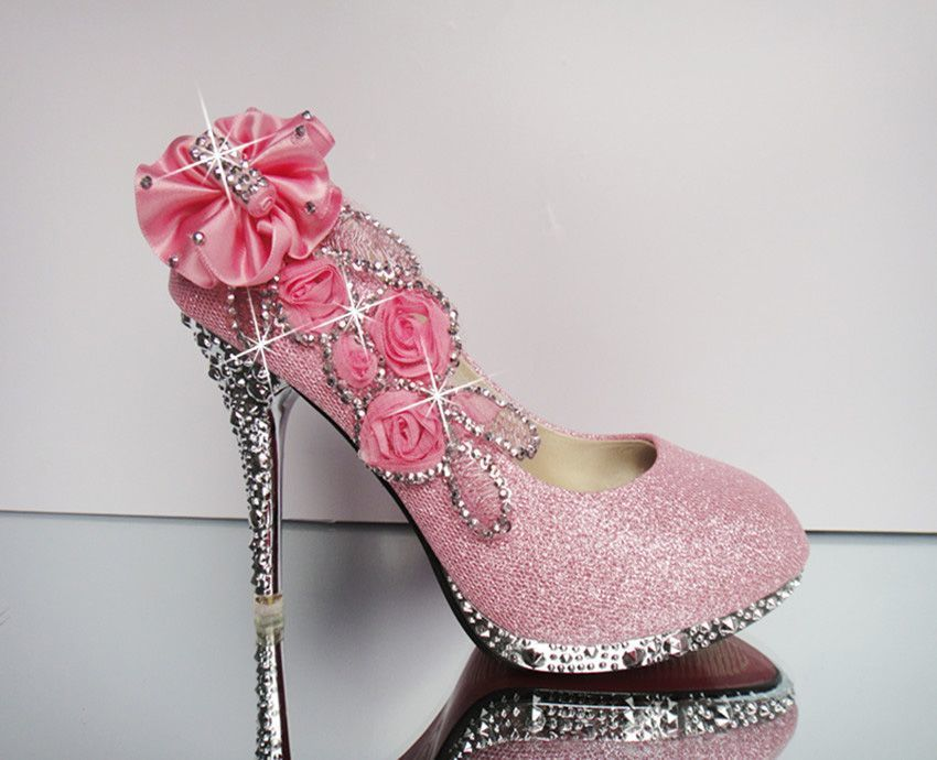 Pink Heels Are Hot  Pinterest