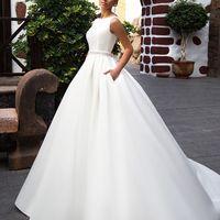 Свадебное платье Сати 12500 руб. ПРИМЕРКА БЕСПЛАТНО! Запись обязательна