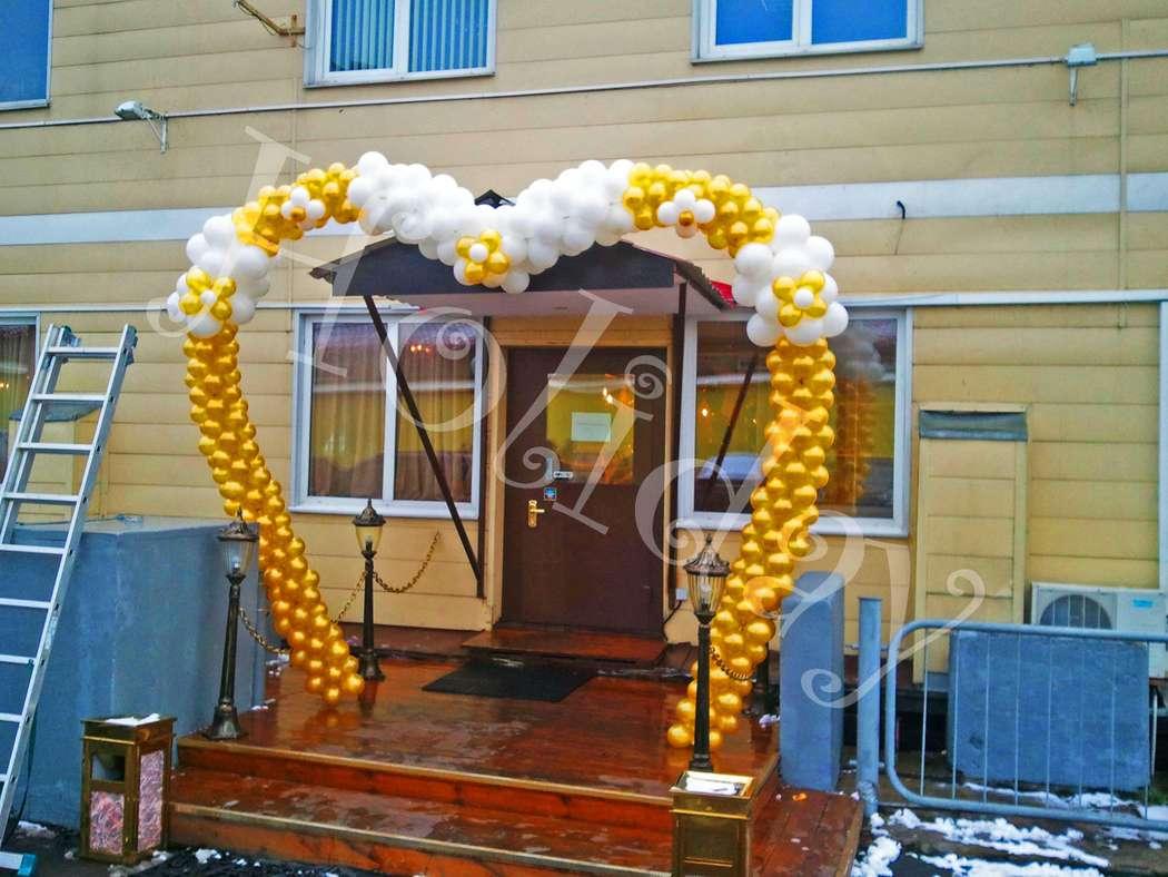 Фото 3085241 в коллекции Свадьба - Holiday - оформление воздушными шарами