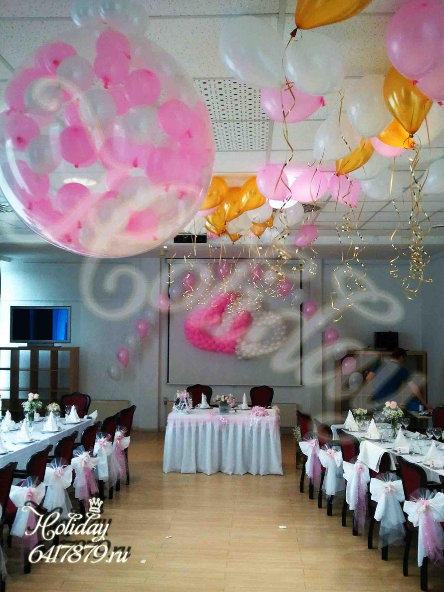 Фото 3085293 в коллекции Свадьба - Holiday - оформление воздушными шарами