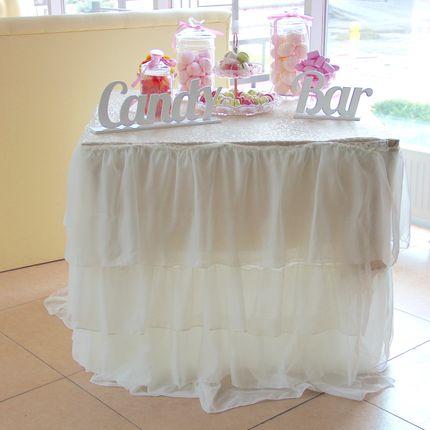 Оформление Candy bar