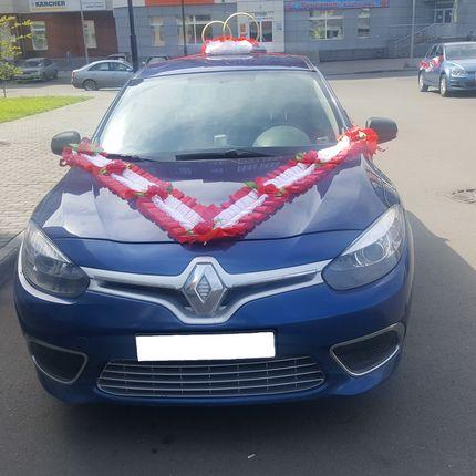 Аренда Renault Fluence