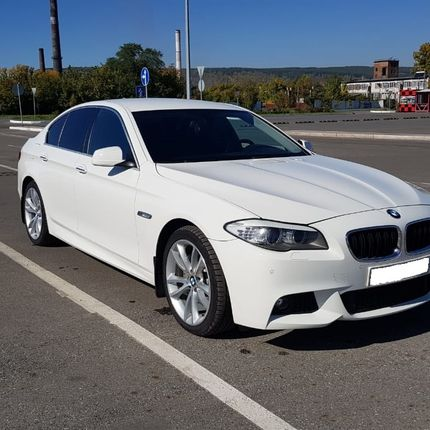 Аренда BMW 5-series 2015