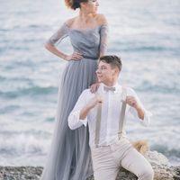 невеста платье жених