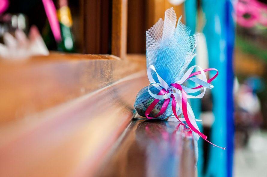 Бонбоньерка для яркой свадьбы от Крымпраздник - фото 3094983 Ведущая праздников Ольга Дёмина