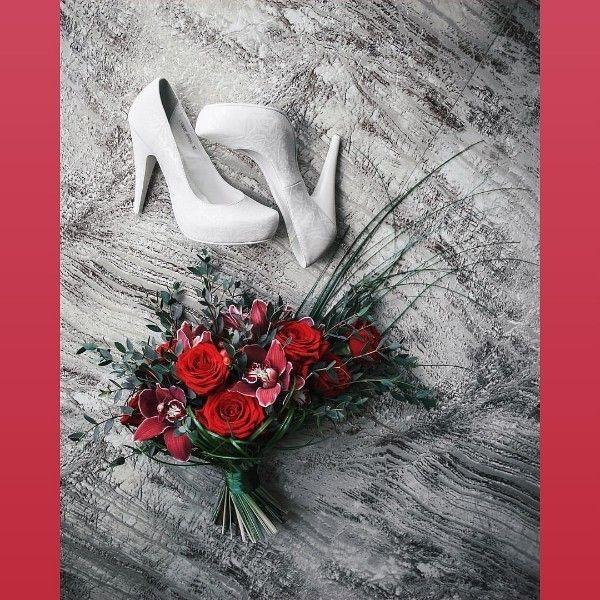 Фото 18574390 в коллекции СВАДЕБНЫЕ БУКЕТЫ - Цветочная мастерская Екатерины Ширяевой