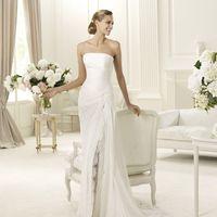 Свадебное платье Pronovias Dahir (2014 year)