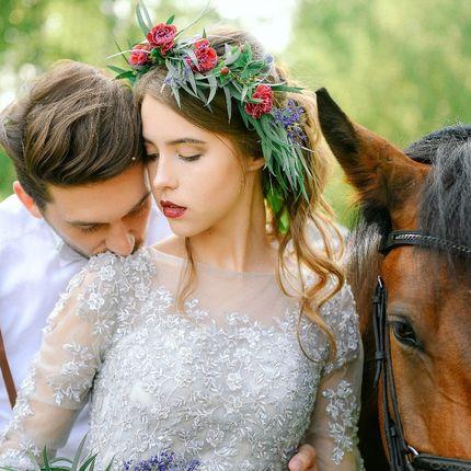 Фотосъёмка свадеб и семейных праздников