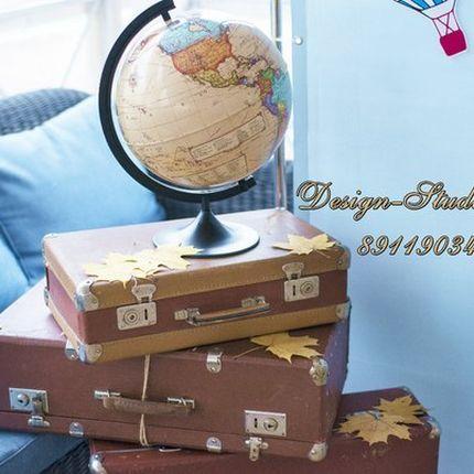 Аренда ретро чемоданы