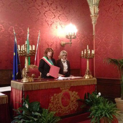 Перевод официальной церемонии в Италии