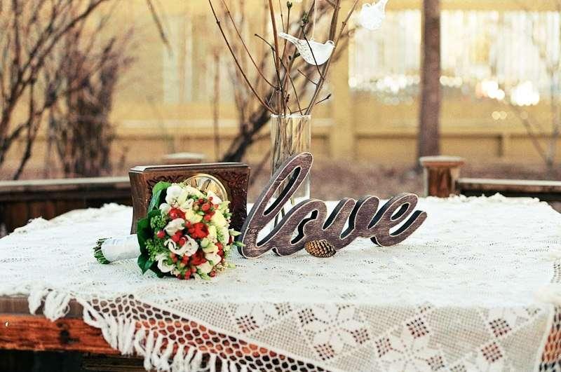 Свадебный декор и флористика в Актау. - фото 3145181 Студия декора Люси Пасмурной