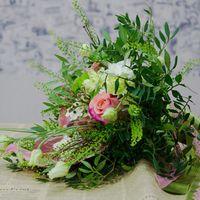 Свадебная флористика. Букет невесты