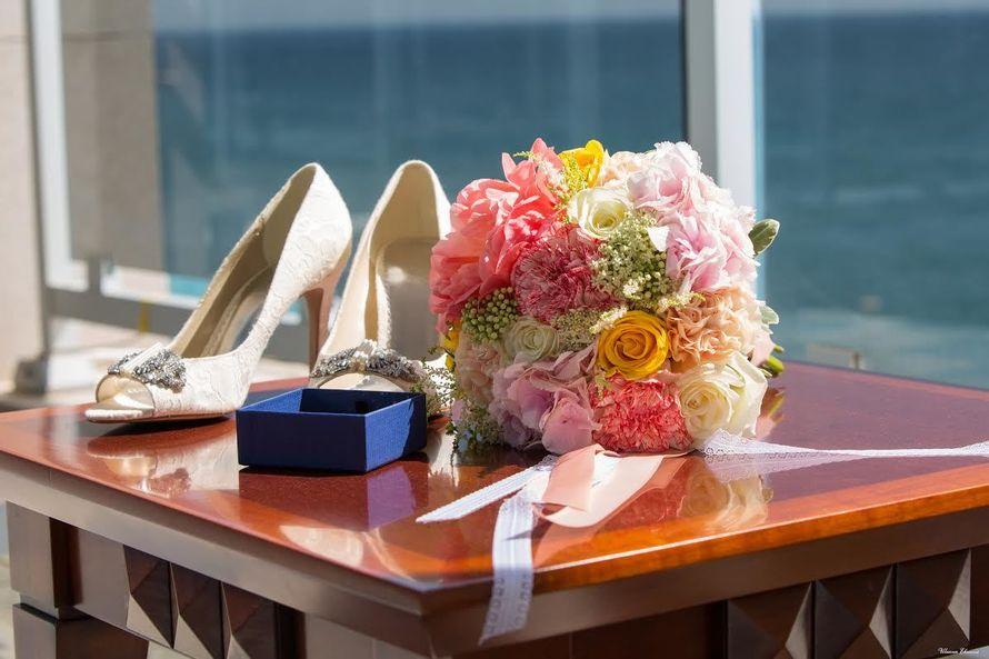 букет невесты - фото 5762628 Студия декора Люси Пасмурной