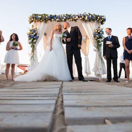 Проведение церемонии на Крите
