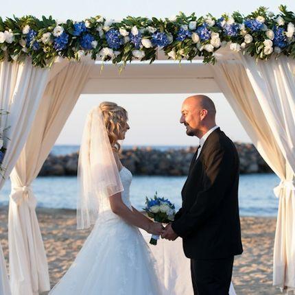 Организация официальной свадьбы на Крите