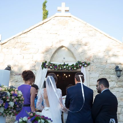 Православное венчание на Крите