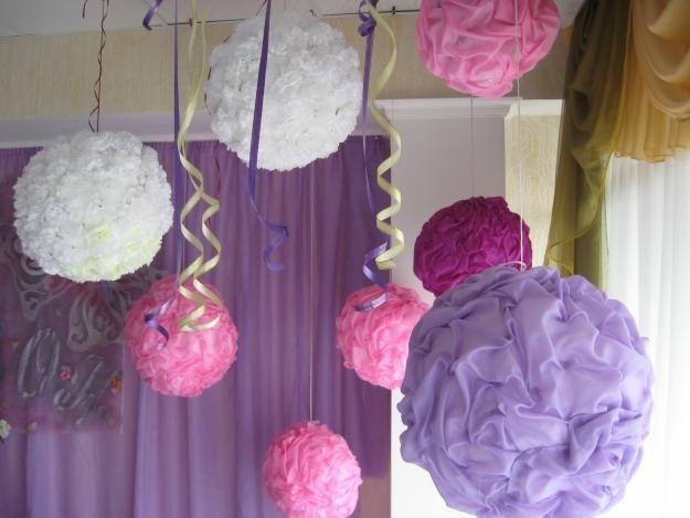 Как украсить зал на праздник своими руками 82