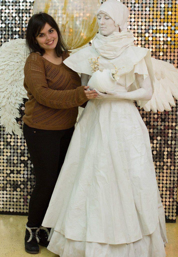 """Фото 14118758 в коллекции Живые статуи - Студия """"Найтфолл"""" - шоу"""