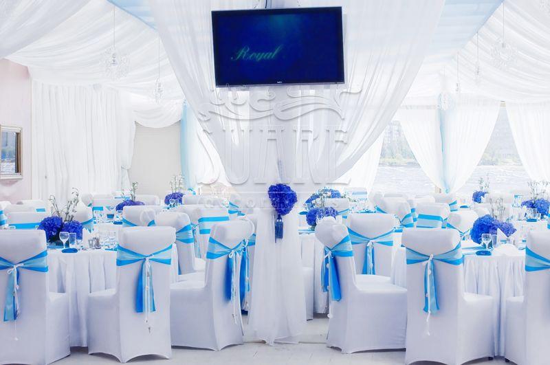 """Уникальное оформление зала!!! - фото 3161737 Студия стильных свадеб """"La Feerie"""", агентство"""