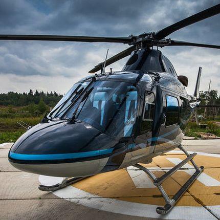 Аренда вертолета на свадьбу (Agusta AW119)