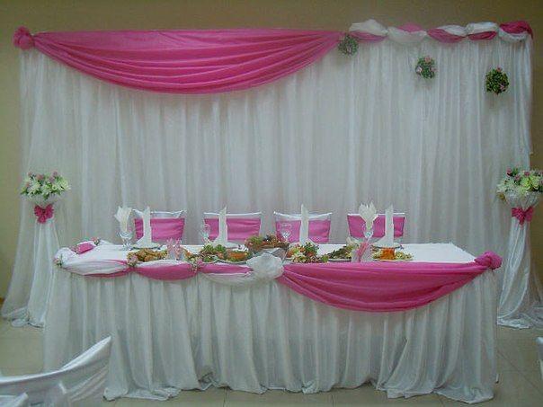 Розовый декор свадьбы - фото 3174725 ЭкоDekor - декор свадеб