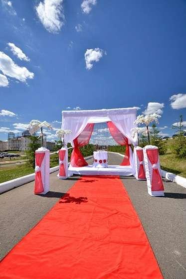 Выездная регистрация - фото 3174787 ЭкоDekor - декор свадеб