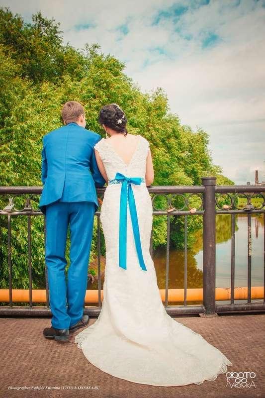 Кружевное платье на невесте Наталье! (заказ из Екатеринбурга) - фото 14892654 Свадебный салон Юлии Савиной