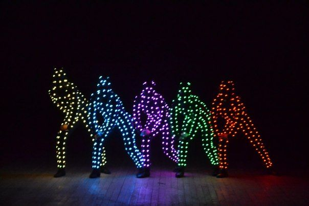 "Театр темноты и света ""Воображариум"" - ""Другие""- illuminated show - фото 3211181 Шоу-театр ""Мимакс"""