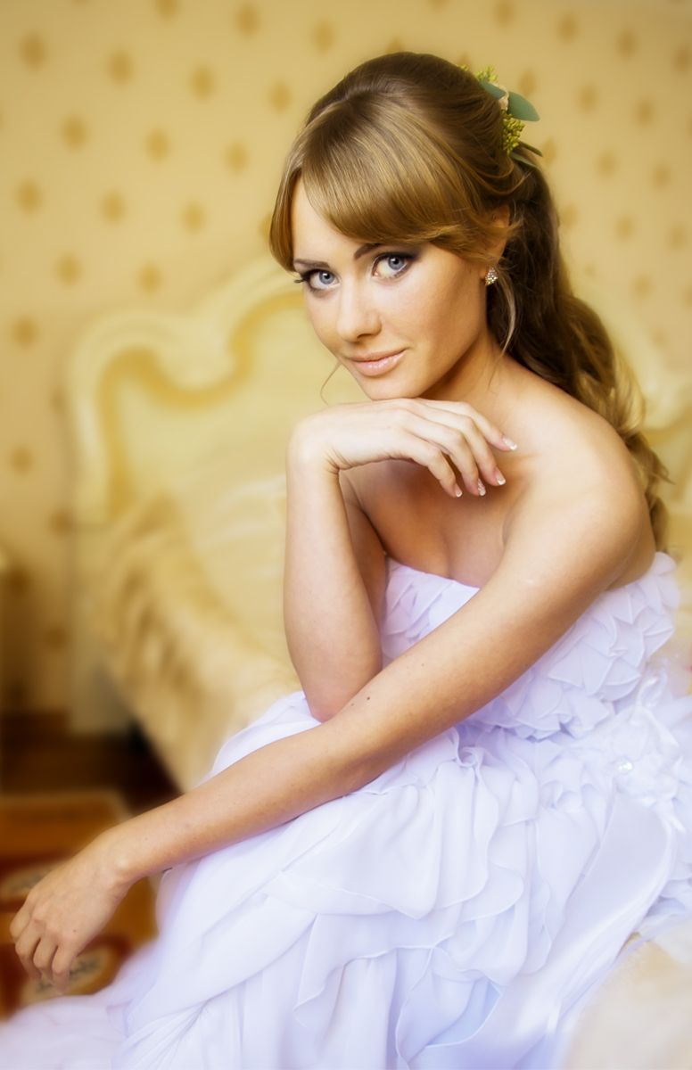 еще невеста... - фото 3225267 Фотограф Дмитрий Гайдук