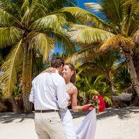 свадьба на острове Саона, Доминикана, любовь , свадьба, счастье, танец