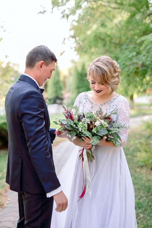 Фото 17211718 в коллекции свадьба Романа и Екатерины 07/10/17 - Фотограф Мария Ступина