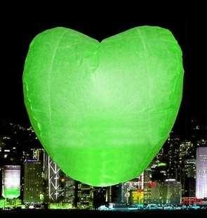 """Зеленое сердце - фото 43545 Студии """"Сакура"""" - свадебные аксессуары"""