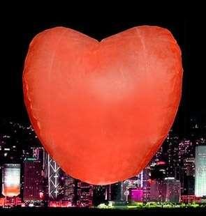 """Красное сердце - фото 43564 Студии """"Сакура"""" - свадебные аксессуары"""