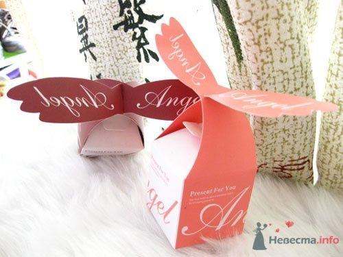 """Ангел - фото 43582 Студии """"Сакура"""" - свадебные аксессуары"""