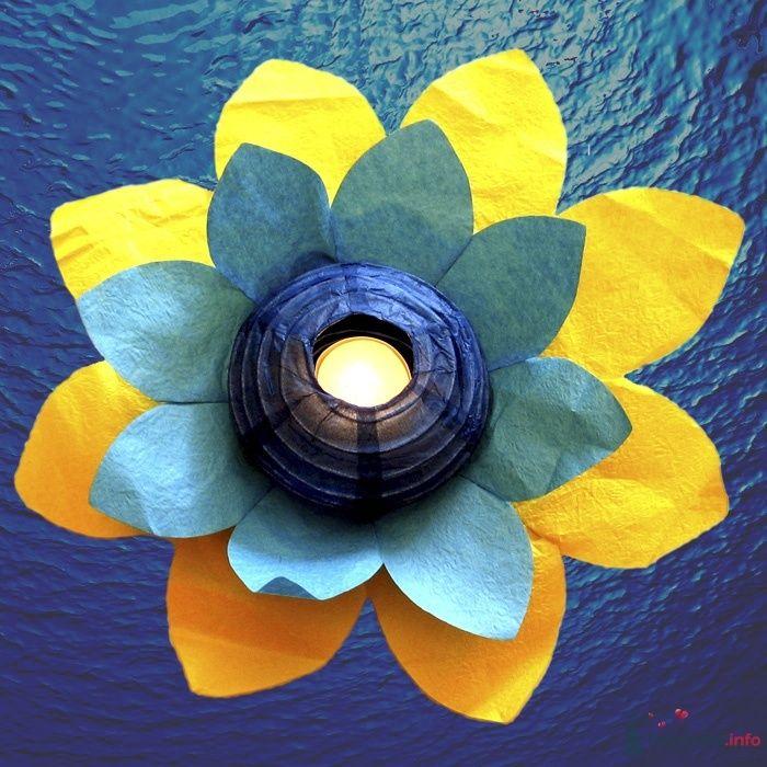 Фото 43601 в коллекции Плавучие фонарики