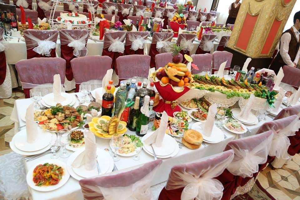 """свадебный стол - фото 3229451 Бишкекский ресторан и банкетный зал """"Золотая Арка"""""""